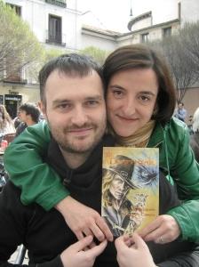 Paloma F. Cabrera y Juan M. Belinchón